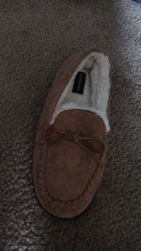 pair of brown suede loafers Glen Burnie, 21061