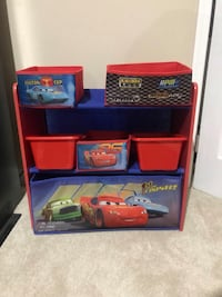 Boys CARS Toy Box Frederick, 21704