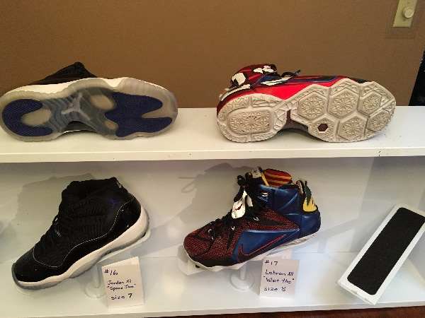 Used Shoes For Sale Jordan 11 Space Jam For Sale In Crown Point