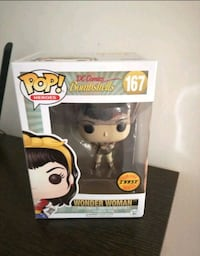 Wonder Woman Chase Funko Pop Telde, 35200