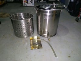 Boil Pot & Turkey Fryer