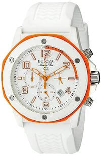 Bulova Marine Star Quartz Chronograph Watch Vancouver