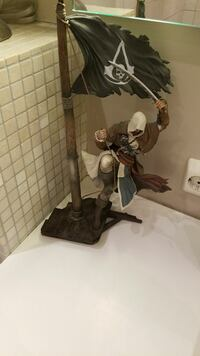 Assassin's Creed Black Flag statue