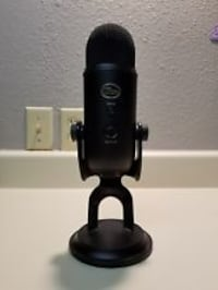 Blue Yeti Usb Microphone ( Blackout Out Edition) Owings Mills, MD, USA