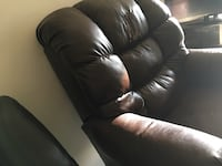 Leather recliner chair Reston, 20190