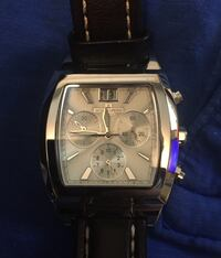 Jacques Lemans watch up for sale.  Needs a new battery that's it.  $300 obo Oakville, L6M 4A6