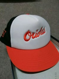 Vintage Orioles Snap back cap (never worn)