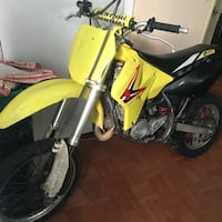 Yellow and black motocross dirt bike District Heights, 20747