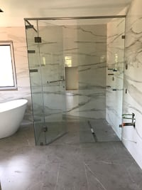Contracting. We install shower glass and door he called his number  [TL_HIDDEN]  and asking Stallone thank you Toronto, M9R 1V6