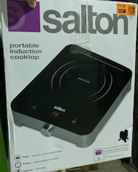 Portable electronic Stovetop  Mississauga, L5T