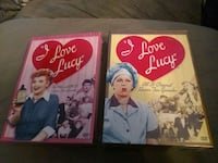 I Love Lucy Season 1 and 2 New Sealed $30 Whitchurch-Stouffville, L4A 0J5