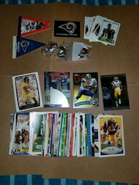 L.A. Rams Collector Pack Stockton