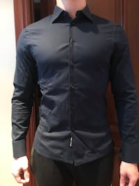 Bikkemberg men shirt  Montreal