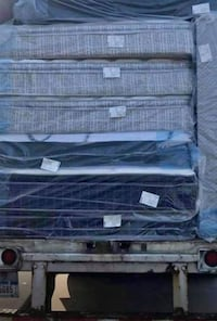 TRUCK LOAD CLEARANCE: Brand New Queen Mattress Plymouth