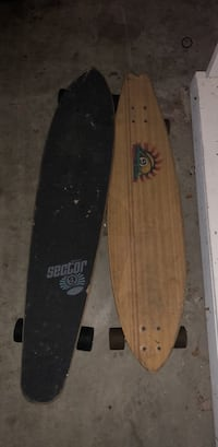 2 longboards Fairfax, 22031