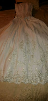 Size 6 wedding dress Santa Fe, 77510