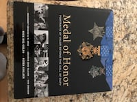 Medal of Honor hardcover book New Fairfield, 06812