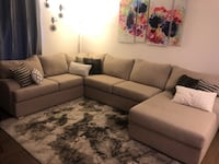 Right-Facing Sectional Sofa Irvine, 92612
