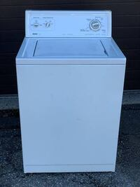 Kenmore washer, 12 month warranty Richmond Hill
