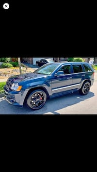 2008 Jeep Grand Cherokee Maple Ridge