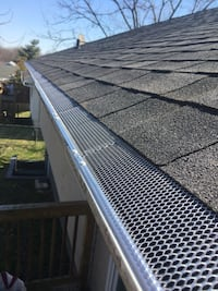 Gutter cleaning and leaf guards installation etc Temple Hills