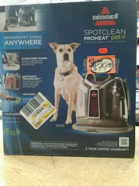 BISSELL SpotClean ProHeat Pet Carpet Cleaner,6119W Baltimore, 21216
