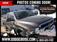 2018 Ram 2500 Crew Cab Tradesman 4x4 ONE OWNER! CERTIFIED! Boise, 83709
