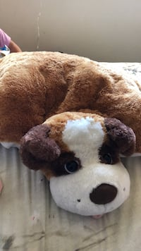 brown and white dog plush toy Castroville, 95012