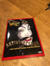 Aktivitetshefter for barn Trondheim, 7038