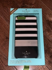 Kate Spade iPhone 7/8 Plus Protective Hardshell Case - Stripe