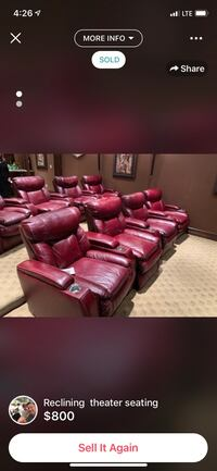 Theater seating Las Vegas, 89148