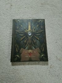 Diablo III Book of Tyrael Fairfax, 22033