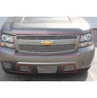 Chevy Tahoe chrome billets grill brand new for $9 Houston, 77076