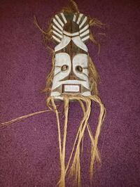 AthenticAfrican Tribal Mask