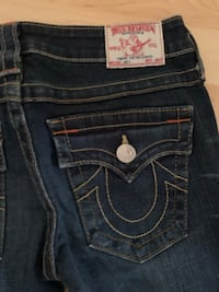 True Religion Bootcut Jeans Burnaby, V5C 4S7