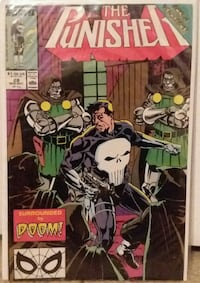 The Punisher, Moon Knight, & Ant-Man comics batch Houston, 77066