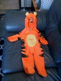 Tiger costume South Bend, 46615