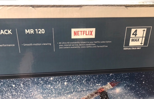 "Samsung 58"" LED 4K Smart UHD TV 120Hz Refresh BRAND NEW Model UN58MU6070F 2"