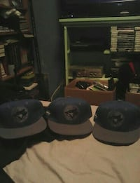 Blue jay Budweiser snap back hats make offer perfe Conception Bay South, A1W 4J5