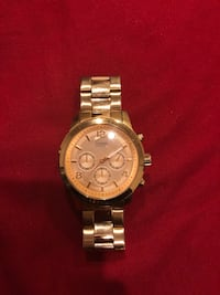 Gold Plated Guess Watch 2269 mi