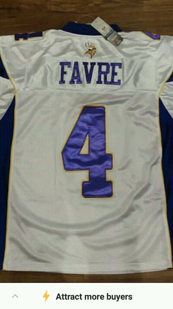 Authentic Farve Jersey