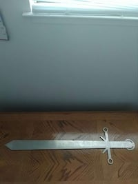 Flat Steel Sword Manteca, 95336