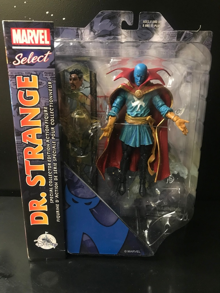 Disney Marvel Select DOCTEUR STRANGE Special Collector Edition Action Figure