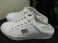 pair of white Converse All Star low-top sneakers Mississauga