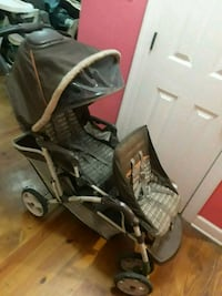 $100 or best offer. Paid $173- Graco Duo-glide Pearl, 39208