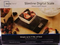 New Digital Scale Mansfield, 44906
