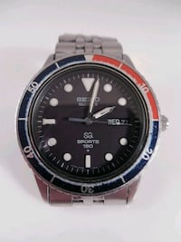 Seiko 5y23-6069 Divers Watch  Toronto, M6L 1A4