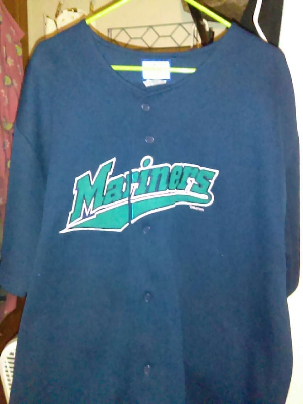 cae111f22c43 Used Mariners genuine merchandise Ken griffey jr Jersey for sale in Tacoma  - letgo