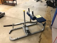 Cybex Seated Calf Machine Aurora, 60506