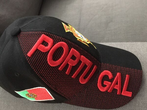 Portugal FIFA Euro /  World Cup Football / Soccer Hat